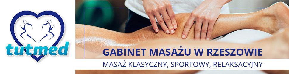 gabinet masażu rzeszów