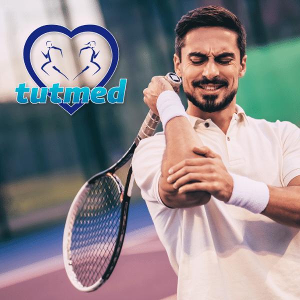 Łokieć tenisisty objawy